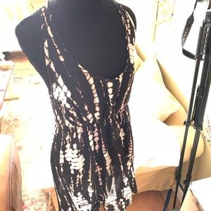 Dresses & Skirts - Love this sheer racer back dress